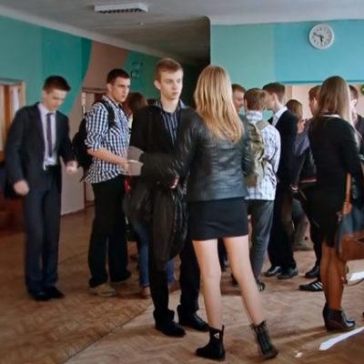 Видеосъемка выпускного и последнего звонка в школе в Житомире