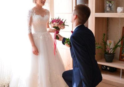 Свадебные сборы молодоженов / Киев