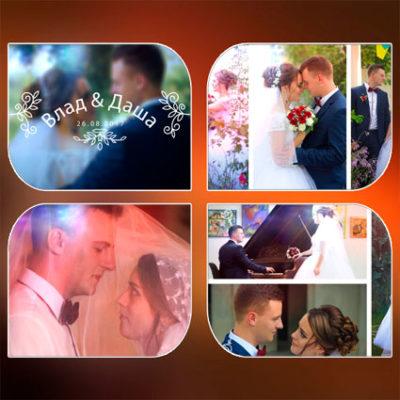 Вступление к свадьбе / проект «Свадебные фотографии»