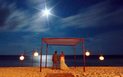 Классный летний конкурс на свадьбу «На грани»