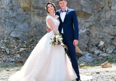 Видеосъемка в Бердичеве / Свадебная прогулка / Бердичев