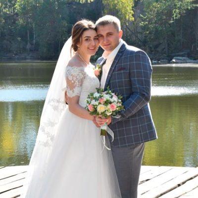 Видеосъемка в Коростышеве / Свадебная прогулка / Коростышев