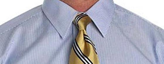 Как завязывать галстук «Малый узел» / Videohd.com.ua
