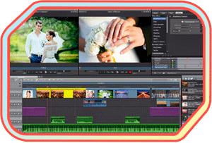 Видеомонтаж свадебного фильма