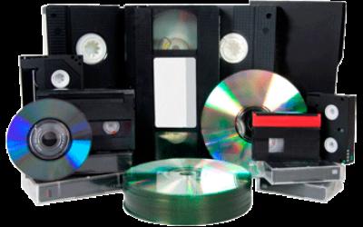 Пакети та ціни на відцифровку VHS-відеокасет