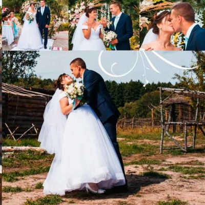 Вступление к свадьбе проект «Классический свадебный альбом»